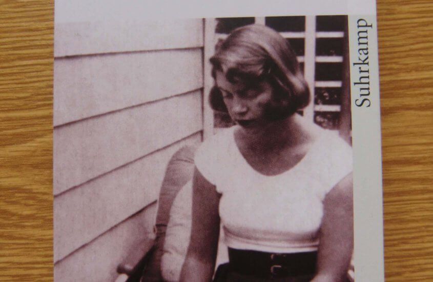 [Rezension] Sylvia Plath – Die Glasglocke