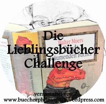 Die Lieblingsbücher-Challenge