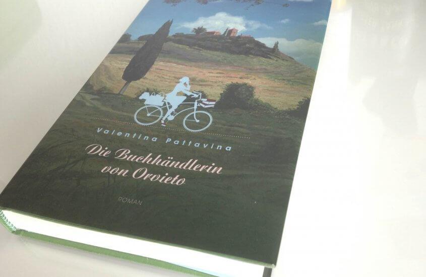 [Rezension] Valentina Pattavina – Die Buchhändlerin von Orvieto