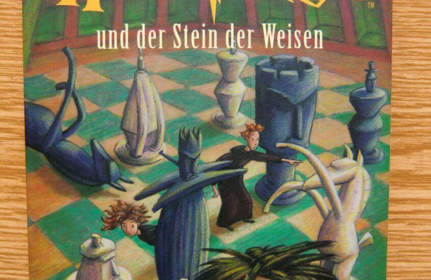 [Lieblingsbücher] – Harry Potter und der Stein der Weisen