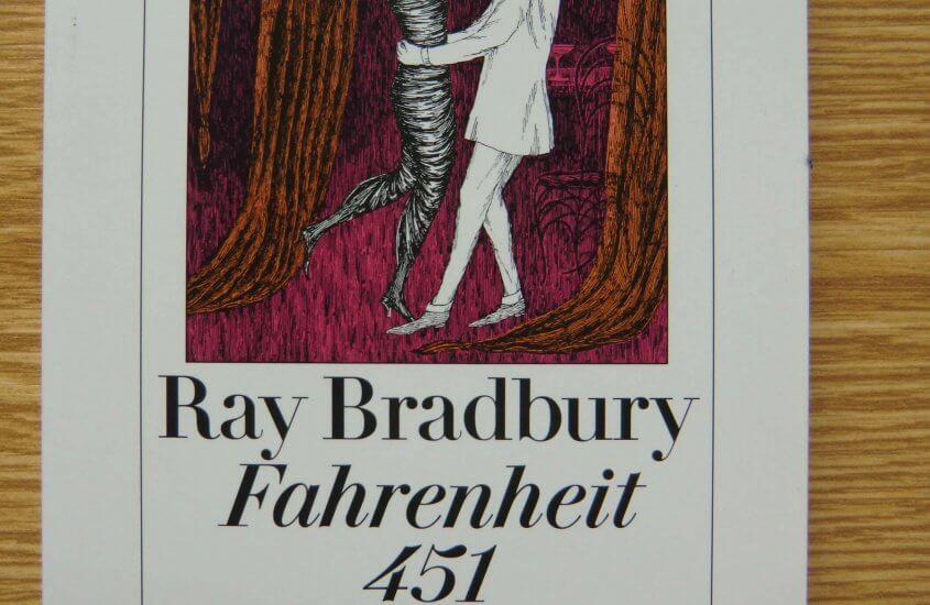 [Lieblingsbücher]: Ray Bradbury – Fahrenheit 451