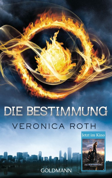 Divergent Cover Goldmann