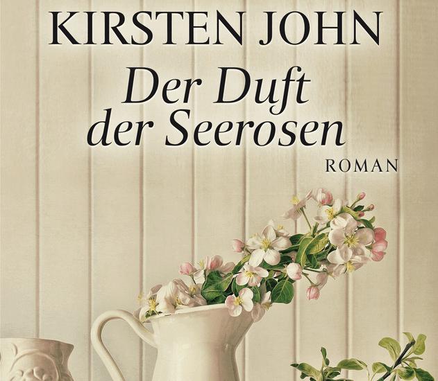 [Rezension] Kirsten John – Der Duft der Seerosen