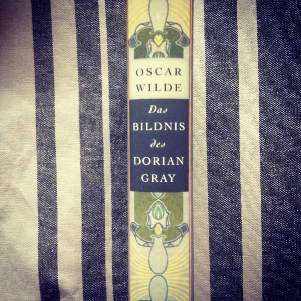 DorianGray-Buchruecken