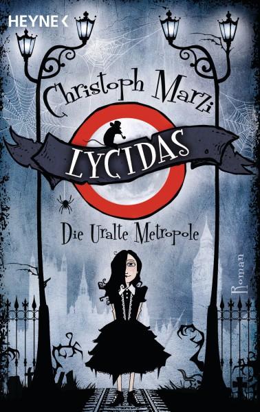 Lycidas von Christoph Marzi