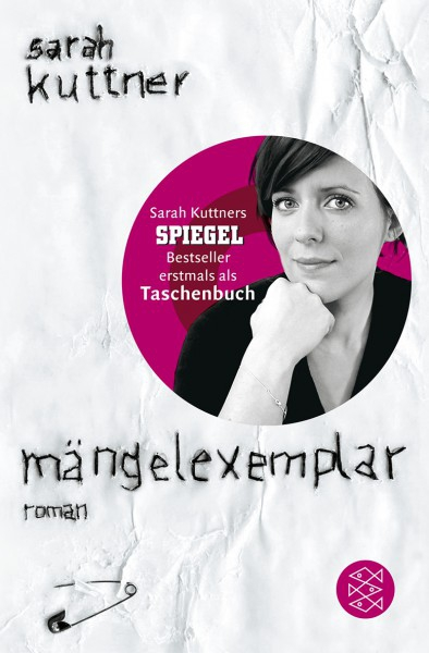 Sarah Kuttner Mängelexemplar