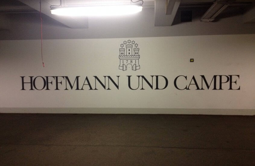 Ein wundervoller Ausflug zum Hoffmann & Campe Verlag