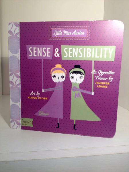 Babylit Austen Sense2