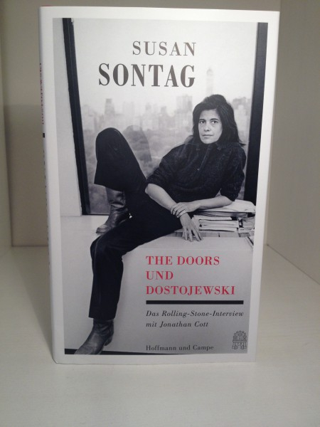 Susan Sontag Doors Cover