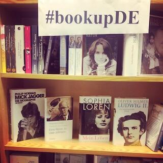 Erstes #bookup in Hamburg: Ein Treffen mit Freunden