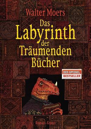 Das Labyrinth der Träumenden Buecher von Walter Moers