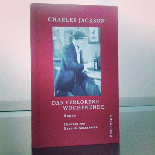 Lesung aus Das verlorene Wochenende von Charles Jackson