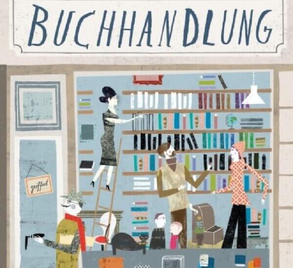"Hartliebs Bücher oder ""Schatz, lass uns Buchhändler werden"""