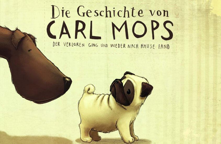 """Kinderherzpotenzial: Zum Vorlesetag """"Die Geschichte von Carl Mops"""""""