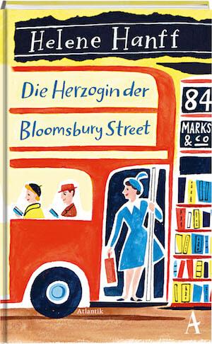 Helene Hanff goes to London und wird direkt die Herzogin der Bloomsbury Street!