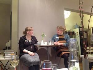 Anne Köhler und Katharina Waltermann über den Entsehungsprozess des Buches