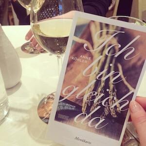 Eine Dinnereinladung vom Dumont Verlag
