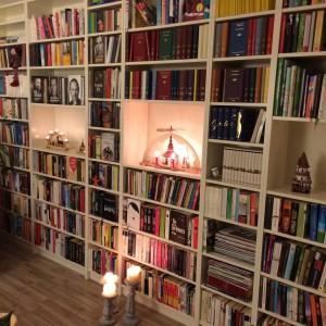 Bücherregal Books in my World