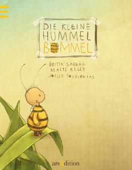 [Kinderherzpotenzial]Maite Kelly, Britta Sabbag – Die kleine Hummel Bommel