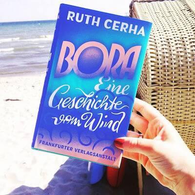 Ruth Cerha – Bora. Eine Geschichte vom Wind