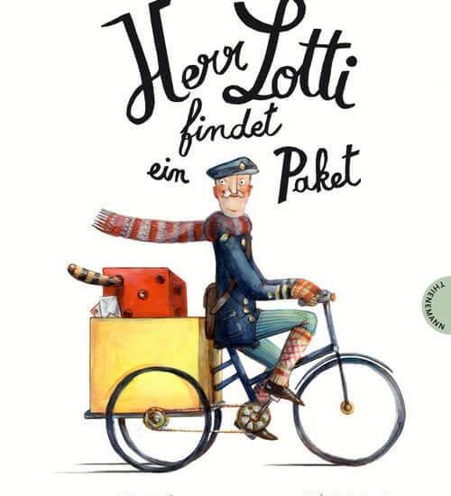 [Kinderherzpotenzial] Martin Gülich und Amélie Jackowski – Herr Lotti findet ein Paket