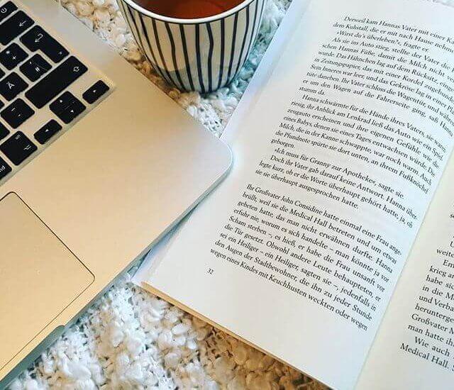 Diese 10 Dinge brauchen wir zum (Buch-)Bloggen
