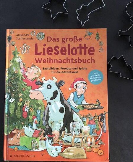 [Kinderherzpotenzial] Alexander Steffensmeier – Das große Lieselotte Weihnachtsbuch