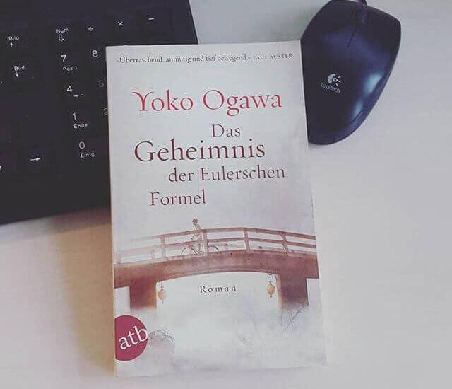 Yoko Ogawa – Das Geheimnis der Eulerschen Formel
