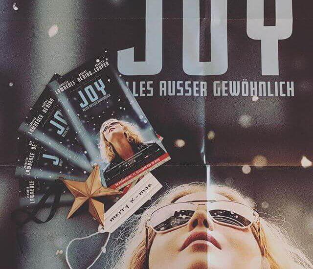 JOY – Alles außer gewöhnlich: Kinokarten zu gewinnen