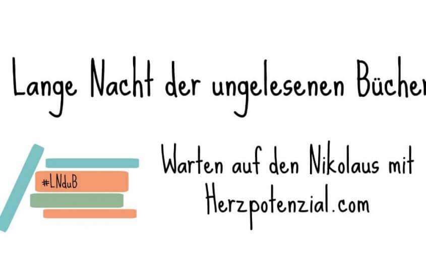 Los geht die Lesenacht: Die lange Nacht der ungelesenen Bücher