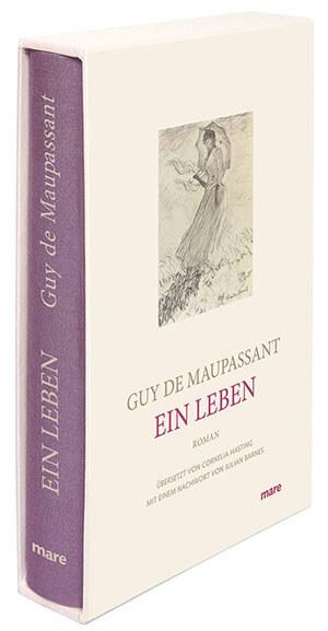 Guy de Maupassant Leben Cover Mare