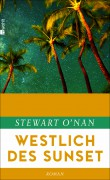 Stewart_O_Nan_Westlich_Sunset_Cover_Rowohlt