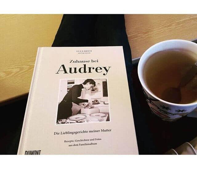 Luca Dotti – Zuhause bei Audrey
