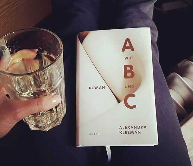 Alexandra Kleeman – A wie B und C