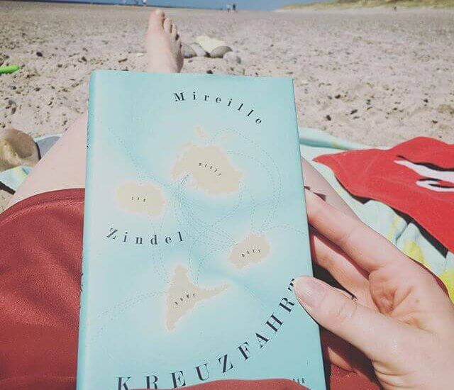 Mireille Zindel – Kreuzfahrt