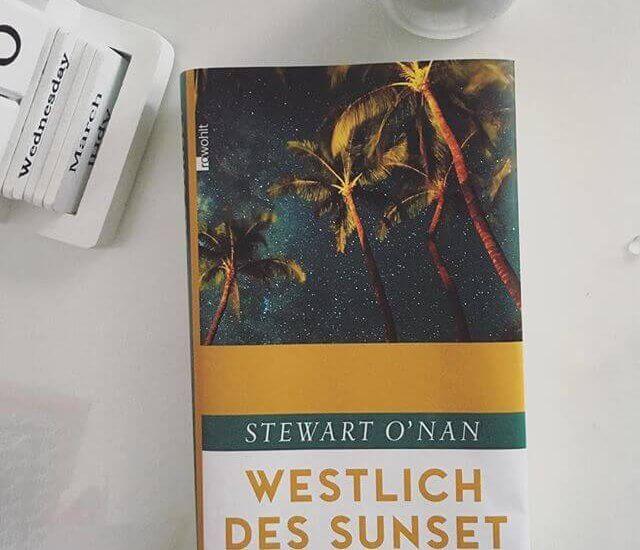Stewart O'Nan – Westlich des Sunset