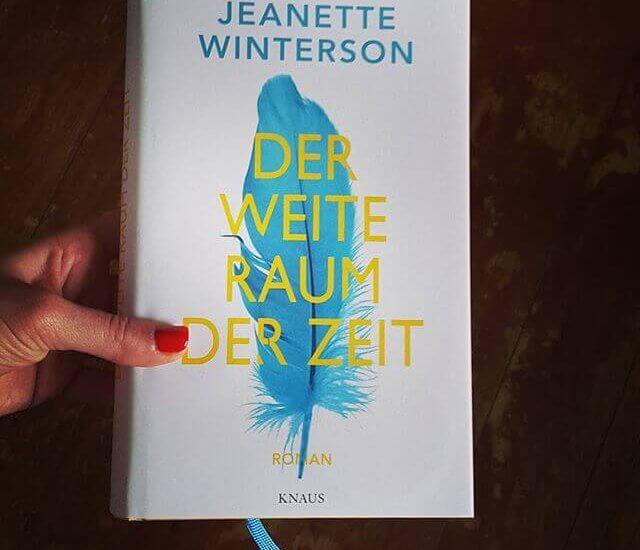 Jeanette Winterson – Der weite Raum der Zeit