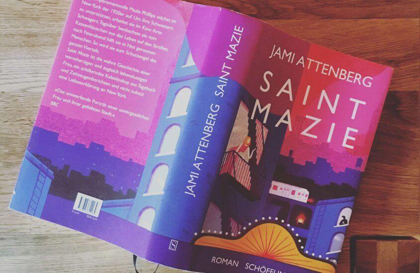 Jamie Attenberg – Saint Mazie