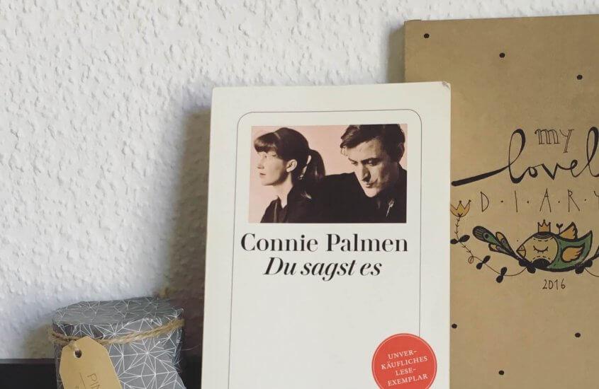 Connie Palmen – Du sagst es
