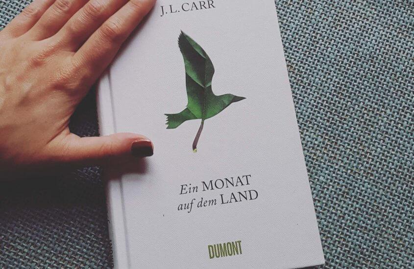 J. L. Carr – Ein Monat auf dem Land