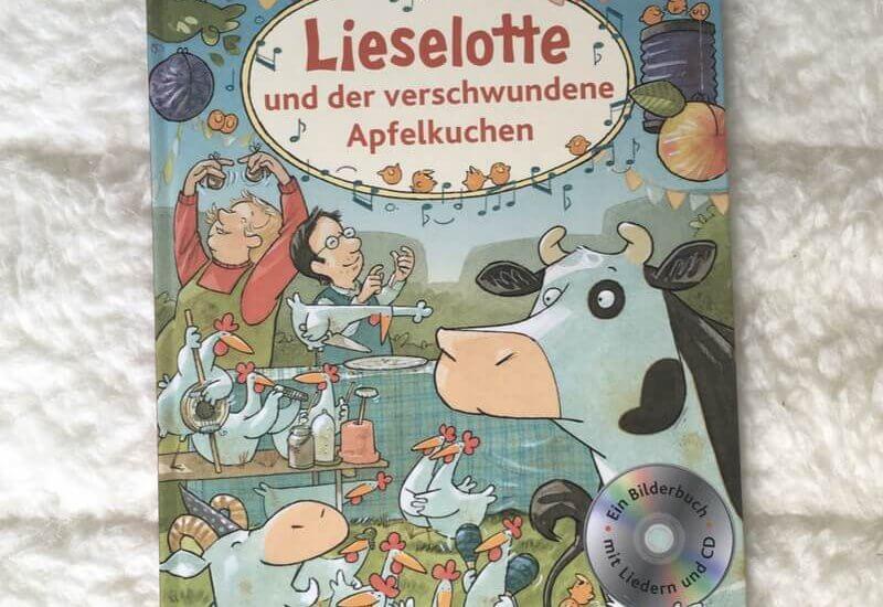 Kinderherzpotenzial: Alexander Steffensmeier –  Lieselotte und der verschwundene Apfelkuchen
