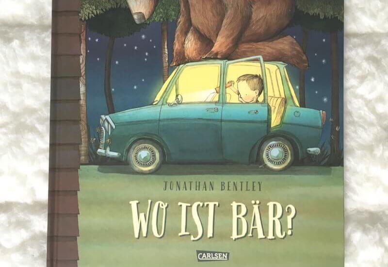 """Kinderherzpotenzial: Jonathan Bentley – """"Wo ist Bär?"""""""