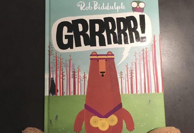 [Kinderherzpotenzial] Rob Biddulph – Grrrrr!
