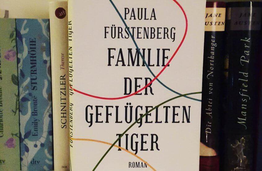 Paula Fürstenberg – Familie der geflügelten Tiger