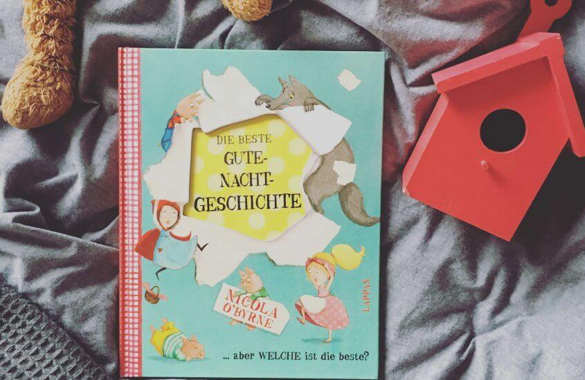 Nicola O'Bryne – Die beste Gute-Nacht-Geschichte
