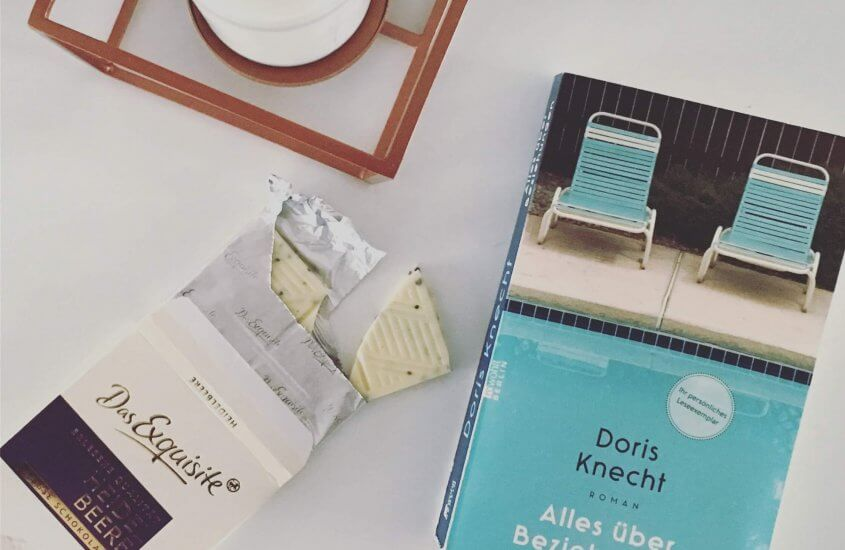 Doris Knecht – Alles über Beziehungen
