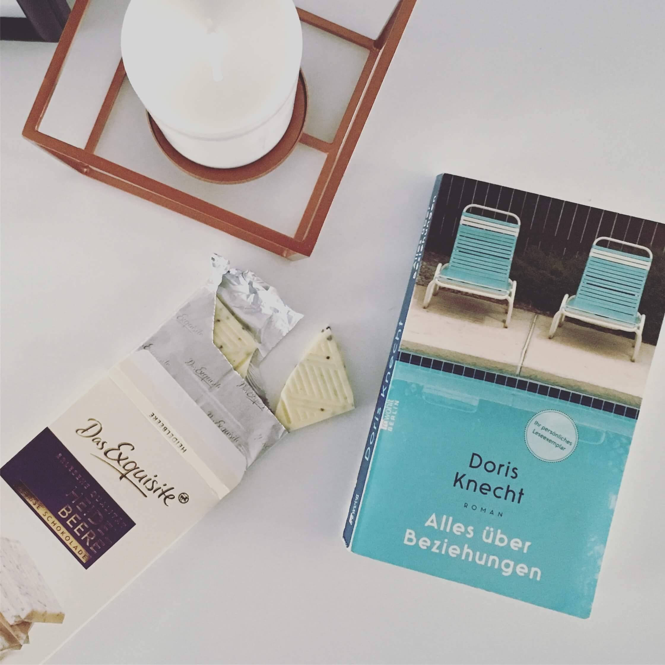 Besprechung zu dem neuen Roman von Doris Knecht