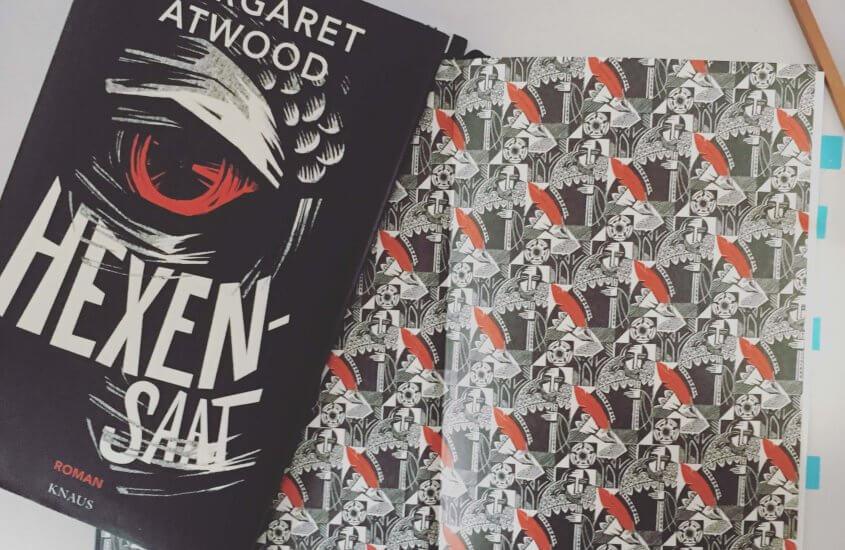 Margaret Atwood – Hexensaat