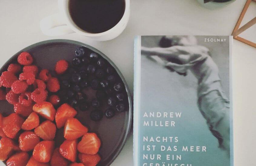 Andrew Miller – Nachts ist das Meer nur ein Geräusch