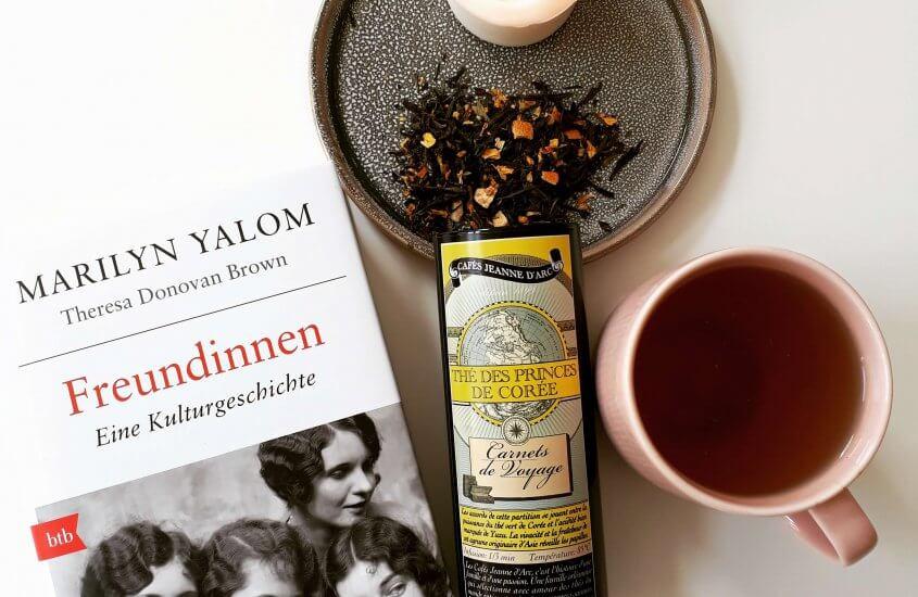 Marilyn Yalom & Theresa Donovan Brown – Freundinnen. Eine Kulturgeschichte